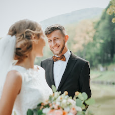 Wedding photographer Yarina Pozhega (yarapozhega). Photo of 08.10.2018