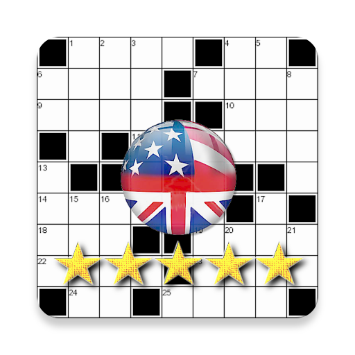 Crossword Puzzles to go 拼字 App LOGO-硬是要APP