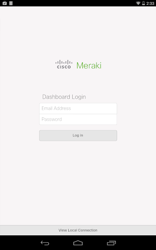 Meraki screenshot 16