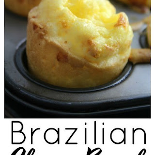 Brazilian Cheese Bread (PãO De Queijo) Recipe
