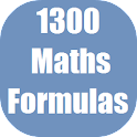 1300 Maths Formulas icon