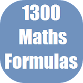 1300 Maths Formulas