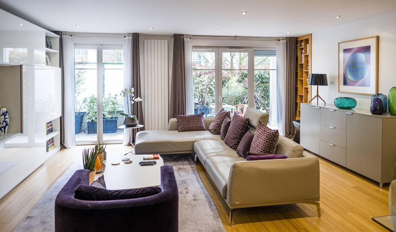 Apartment with terrace Nogent-sur-Marne