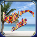 Beautiful Beaches Solitaire icon