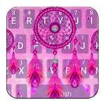 Dream Catcher Love Keyboard Icon