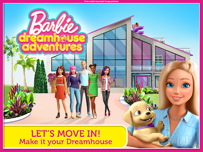 Barbie Dreamhouse Adventures poster