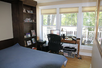 Photo: Office with Murphy Bed