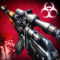 Zombie 3D Gun Shooter- Real Survival Warfare icon