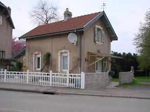 Photo: l'ancienne gare