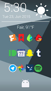 Charge - Icon Pack v2.8