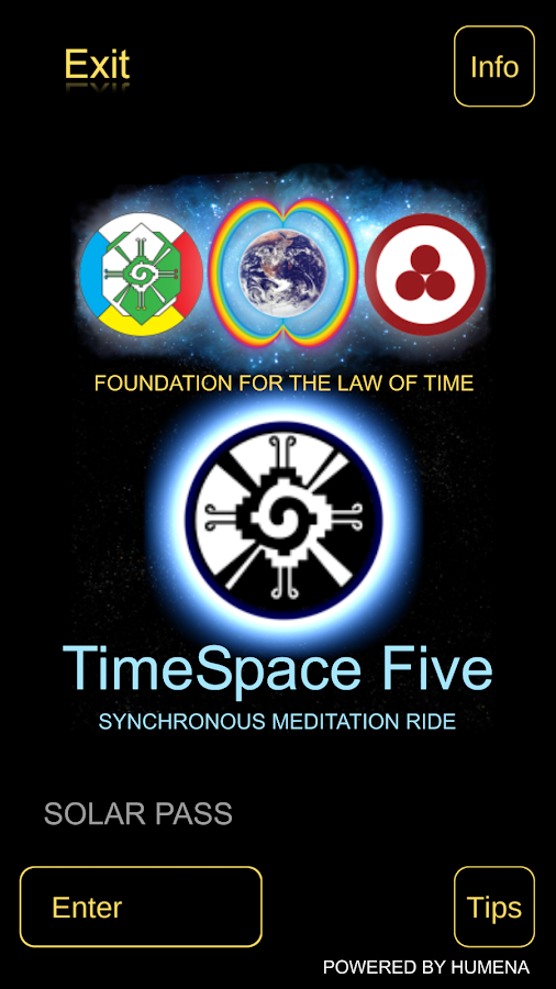 TimeSpace Five- screenshot