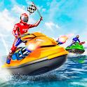 Jet Ski Racing Games: Jetski Shooting - Boat Games icon