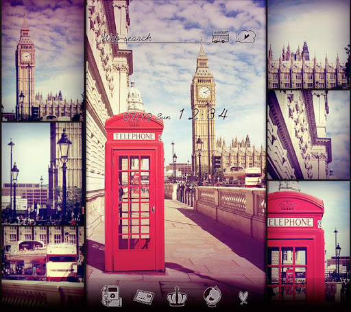 Cute Theme-London Afternoon- 1.0.1 Windows u7528 1