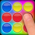 Crazy Colors: Bubbles Matching icon