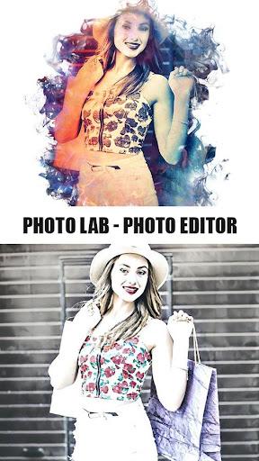 Photo Lab - Art Photo Editor - Magic Photo Effect 1 screenshots 1