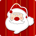 Christmas Greeting, Song, Gift icon