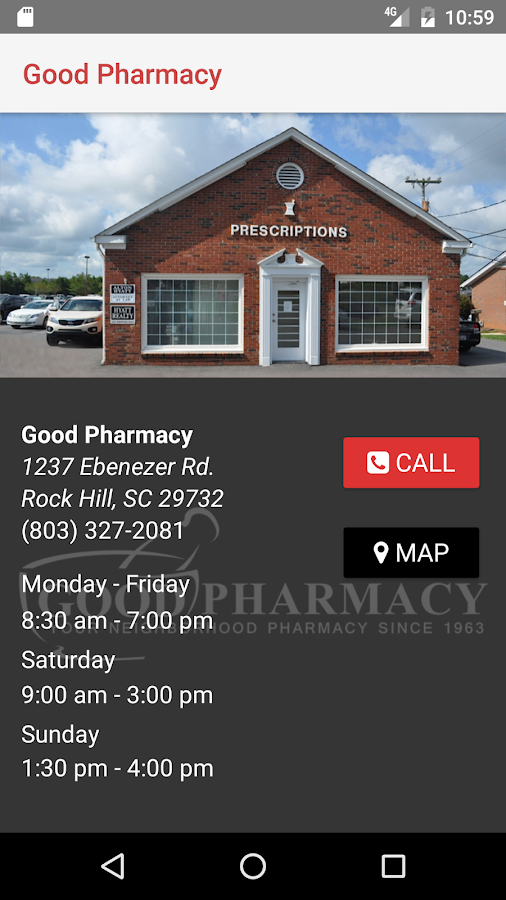 Good Pharmacy by Vow- screenshot