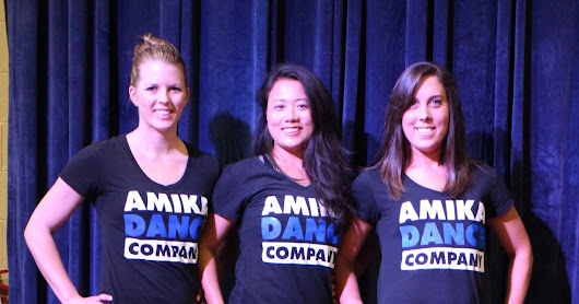 Amika Dance Company Performs at the DC Salsa Showcase, Glen Echo on June 4th 2016