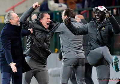 """""""Charleroi et l'Antwerp sont plus performants que le Standard actuellement"""""""