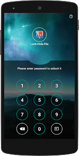 Lock-Hide File 1.2.8 Mod Android Updated 2