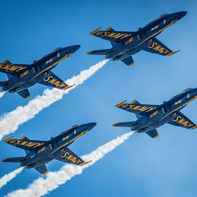 Form by John Spain - Transportation Airplanes ( aircraft, navy, jet, blue angels, airshow )