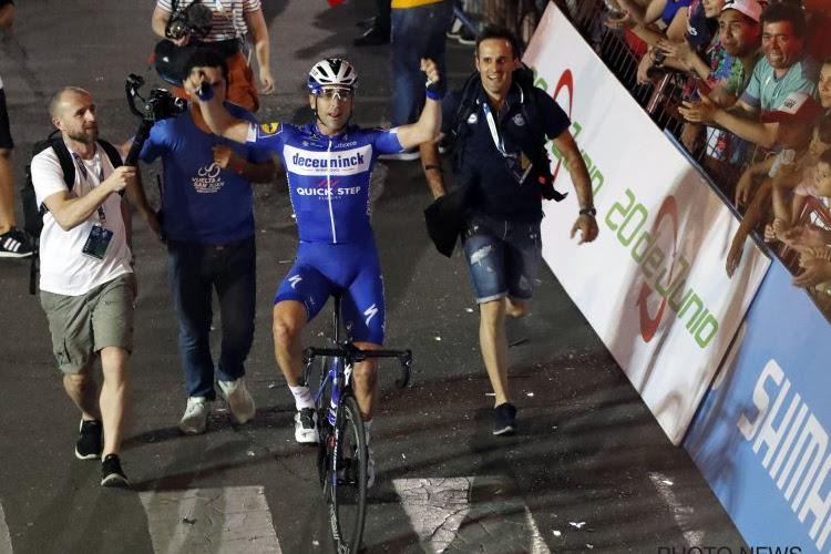 Deceuninck-Quick.Step schiet ook raak in voorproefje van Ronde van San Juan