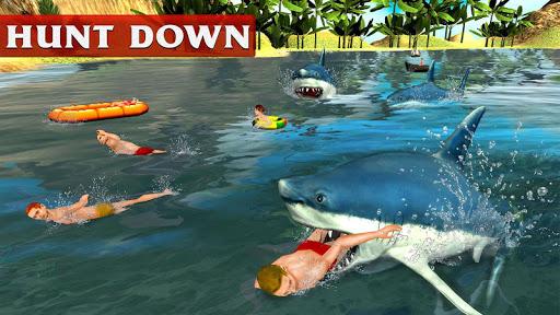 愤怒的白鲨复仇3D