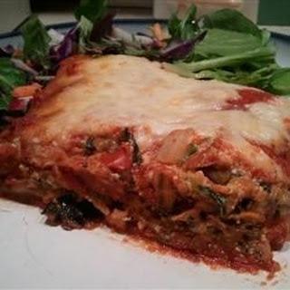 3-Cheese Eggplant Lasagna