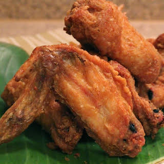 Fried Chicken Wings.