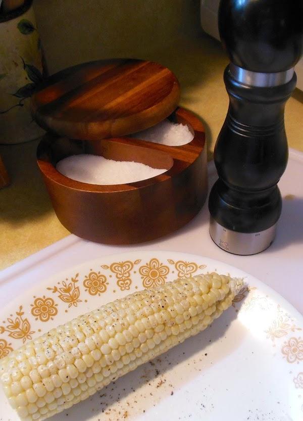 Quick Corn On The Cob Recipe
