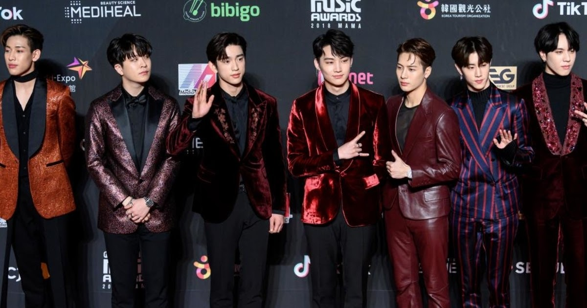 GOT7 Aren't Afraid Of The 7-Year Curse And Here's Why - Koreaboo