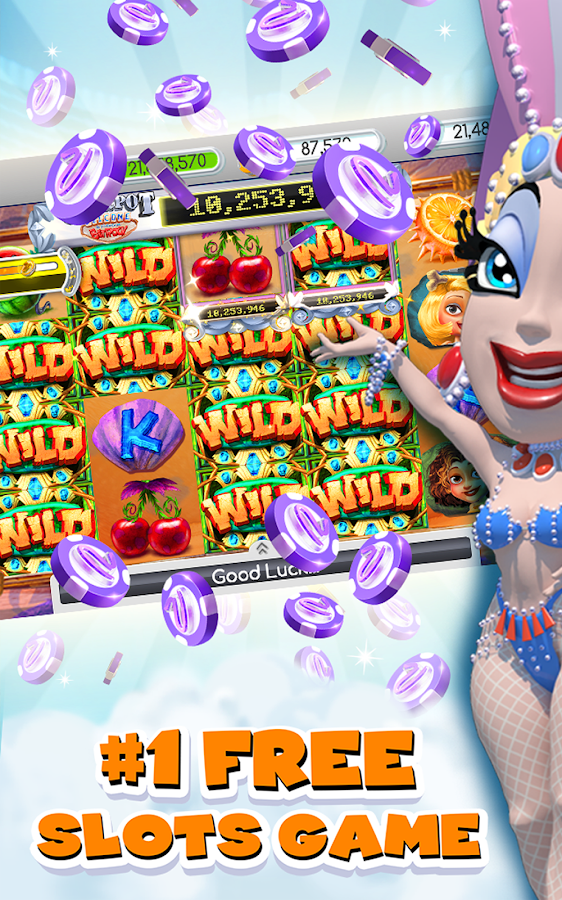 Download myVEGAS Slots – Free Casino for PC/Laptop/Windows 7,8,10