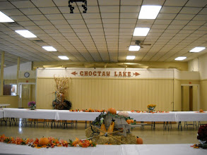 Photo: Inside Choctaw Lake's Lodge