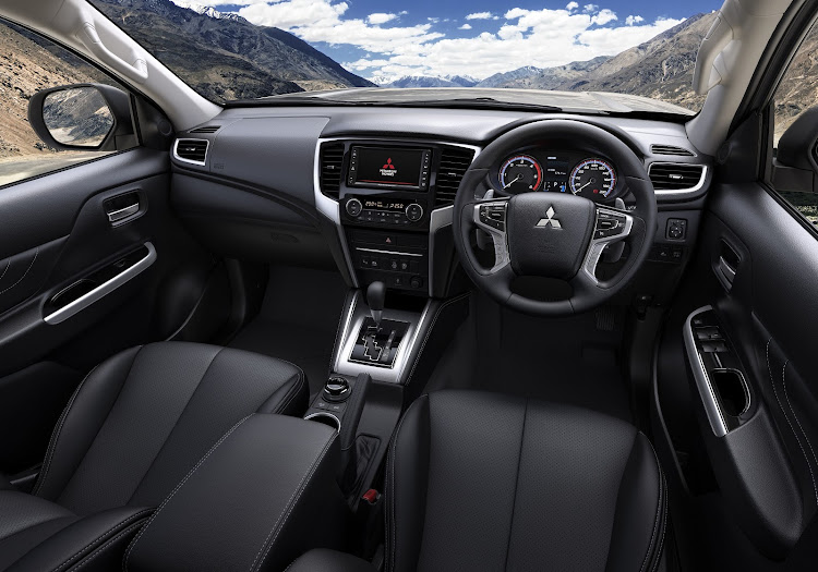 Cabin is not a great departure from the current model. Enhancements include soft touch panels Picture:SUPPLIED