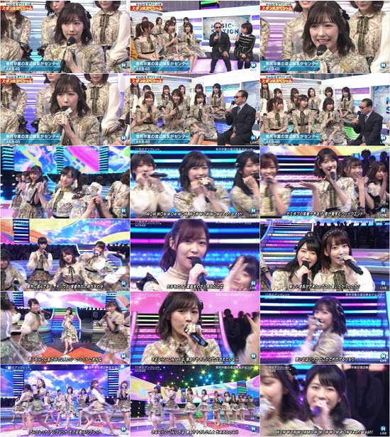 (TV-Music)(1080i) AKB48 – Music Station 171117