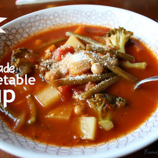 Vegetable Soup With V8 Juice Recipes.