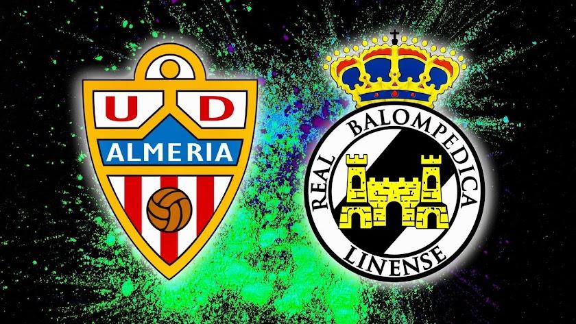 Almería y Balompédica Linense se enfrentarán en Marbella.