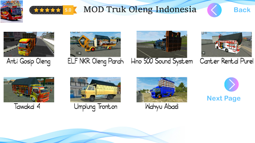 Mod Bus Oleng Simulator Indonesia 1.2 screenshots 3