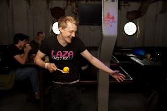 Photo: Joon, from Glitchnap, lemon jousting