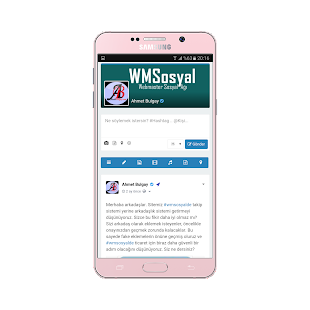 WMSosyal.net- screenshot thumbnail