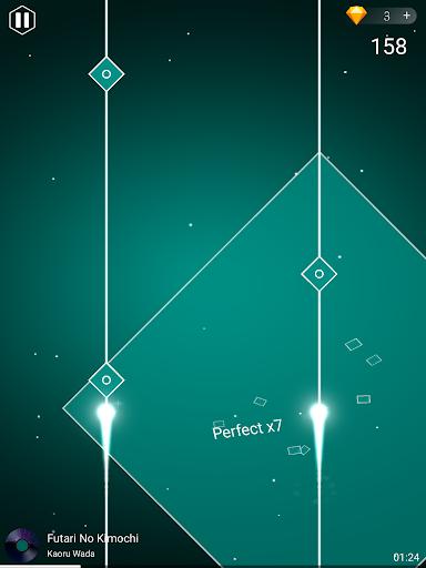 Beat Dot: Dancing Ball Music Line 4.2 screenshots 12