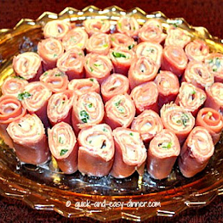 Ham Roll Up Recipe