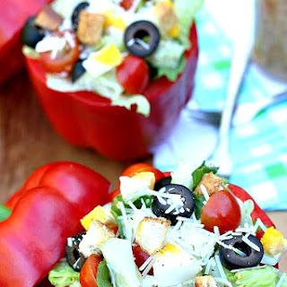 Stuffed Pepper Salad