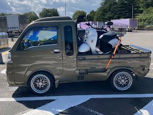 ハイゼットトラックのカスタム事例画像 mamoさんの2021年10月27日06:21の投稿