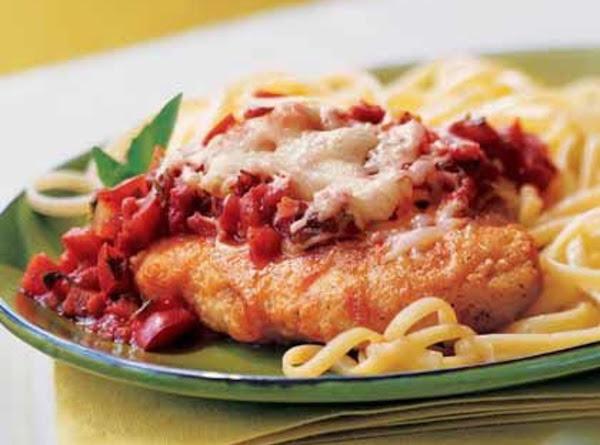 Mangia Tutto Chicken Parmesan Recipe