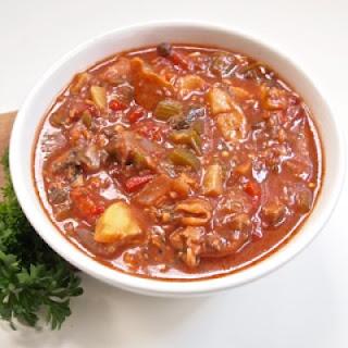 Italian White Fish Stew.