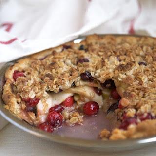 Apple-Cranberry Pie Recipe