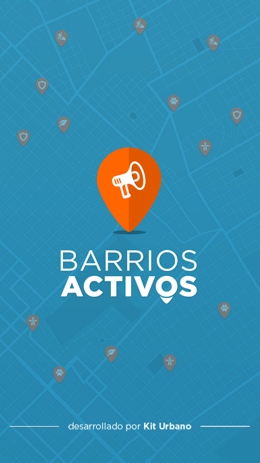 Barrios Activos- screenshot