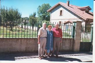 Photo: Manuel, Delfina y Agustín Bayón