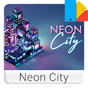 Neon City Xperia™ Theme